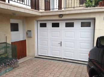 Porte de garage 4 volets manuel BPSC Océane
