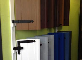 Showroom BPSC Océane - volets bois