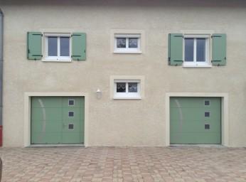Menuiseries extérieures : Fenêtre, portes, volet, store, veranda